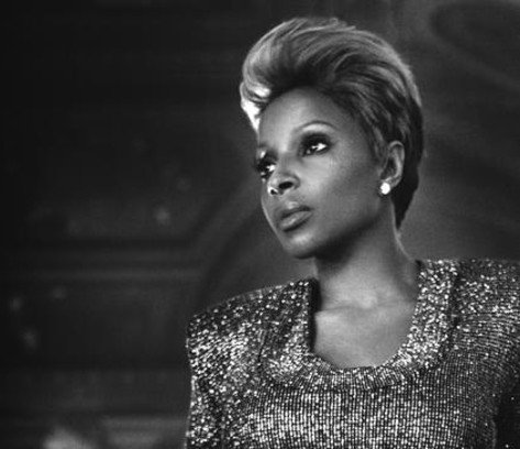 Happy Birthday to beautiful songwriter Mary J Blige ( She turns 45 today.