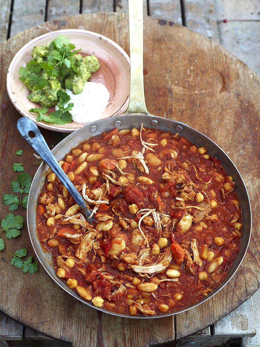 Simply add turkey to your #chilli for a #healthy alternative, so beautiful! https://t.co/ok5lLMT8Vp #RecipeOfTheDay https://t.co/zcMXZpTMRD
