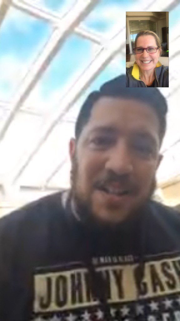 Sorry I couldn't be on cruise, but super fun to FT with @SalVulcano @truTVjokers Thx, @daragottfried @RealGilbert https://t.co/fFm0cGbSTW