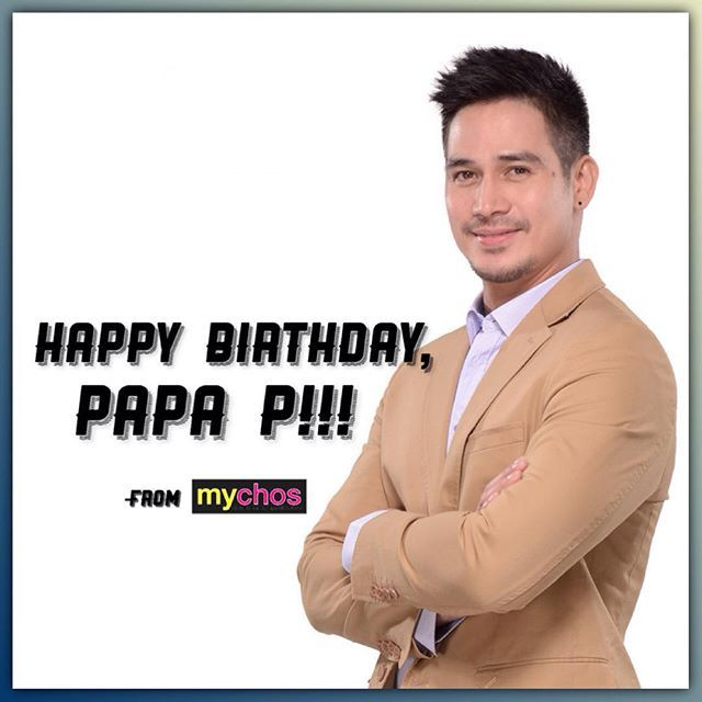 Happy Birthday to the one & only Ultimate Heartthrob, piolo_pascual. We love you always, Papa P!!!