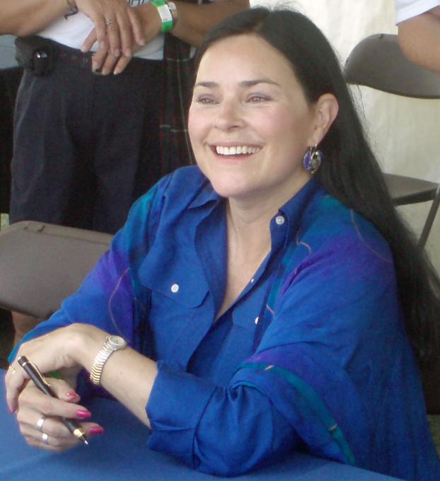 Happy birthday Diana Gabaldon American author