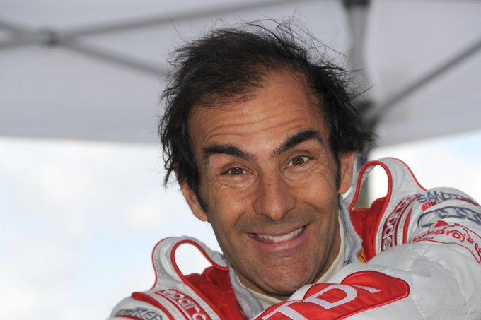 Happy birthday to five-time winner Emanuele Pirro: