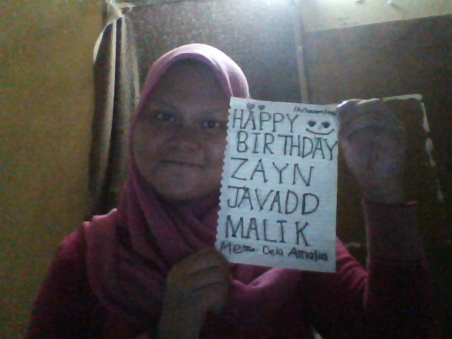 HAPPY BIRTHDAY ZAYN MALIK, WISH YOU ALL THE BEST,ALLAH ALWAYS BLESS YOU,ALWAYS LOVE YOUR FANS,, I LOVE YOU SO MUCH