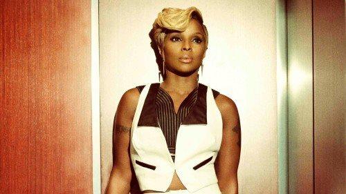 Birthdays: Mary J. Blige   Happy Birthday Mary J. Blige!