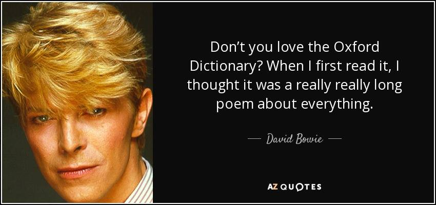 Farewell to one of the most innovative #communicators of all time. Vale #DavidBowie https://t.co/F4cn4VC8LD