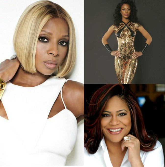 Happy Birthday To Singer Mary J. Blige ( Rapper Brianna Perry ( Comedienne Kim Coles
