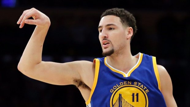 .@KlayThompson has hit 118 3PT's this season while averaging 21.1ppg! RT to send Klay to NBA All-Star! #NBAVote https://t.co/W6DdqGz3of