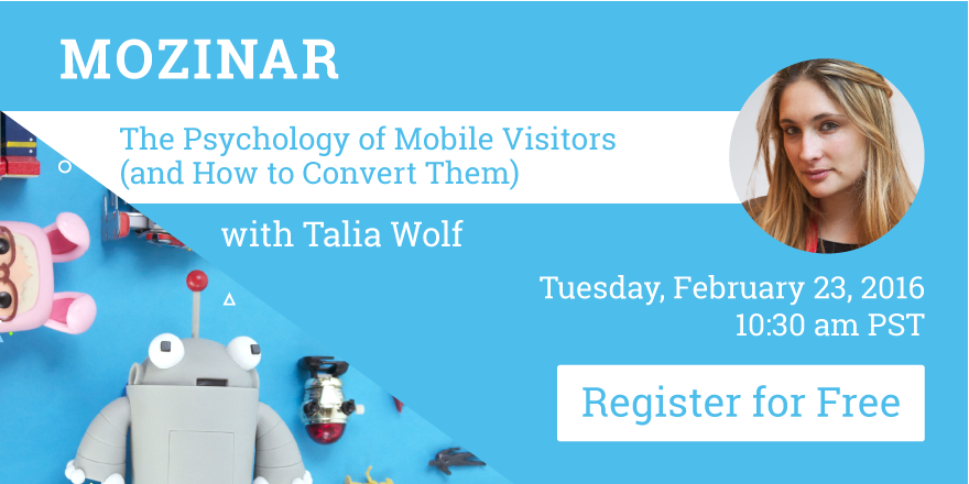 Signup for My #Webinar with @Moz: The Psychology of #Mobile Visitors and How to Convert Them https://t.co/i3gVookoS1 https://t.co/1ytgFPXlaI