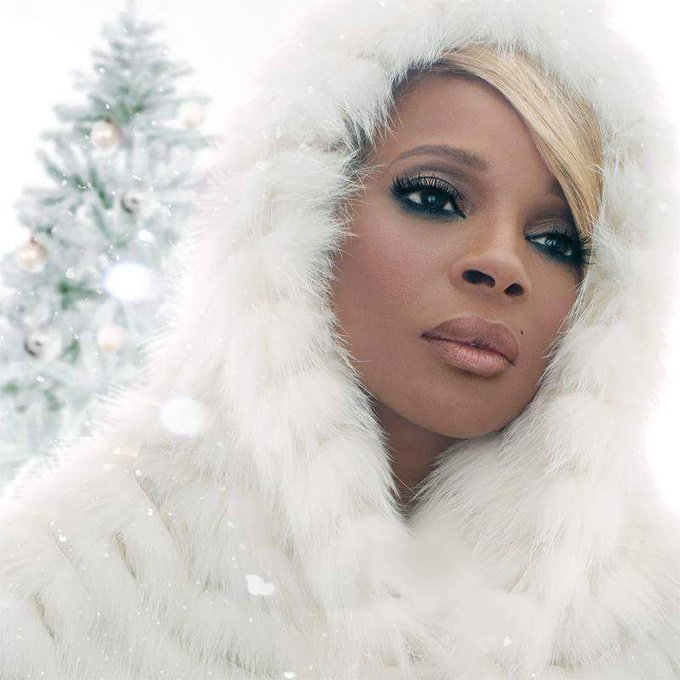 Happy Birthday to Mary J. Blige !!