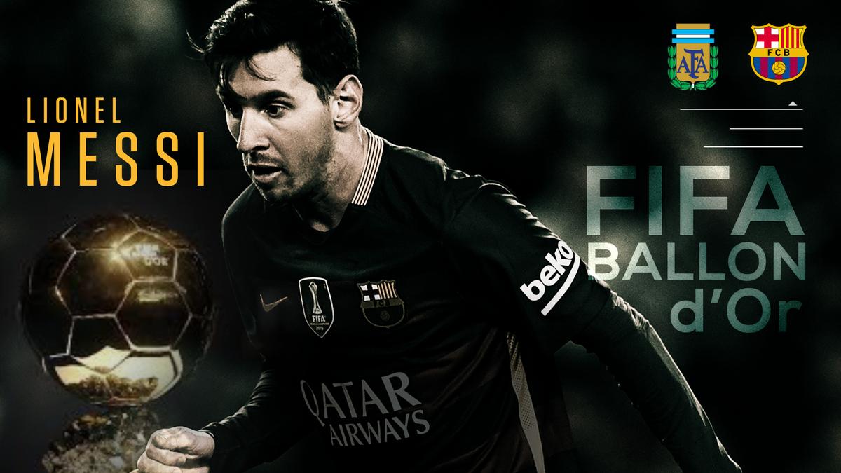 ¡Felicidades a Leo Messi ganador del Balón de Oro 2015!  #BallondOr #BalonDeOroxESPN https://t.co/fu22BE3NLD