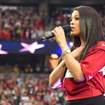 RT @AZCardinals: Loyal #AZCardinals fan @JordinSparks will perform our National Anthem prior to #GBvsAZ on Saturday!  #BeRedSeeRed https://…