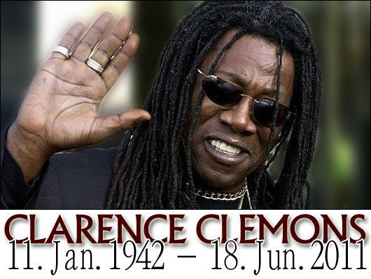 Happy Birthday to The Big Man Clarence Clemons. You are truly missed.