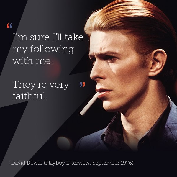 RT : RT if the legend of #DavidBowie lives on in you! 5BpxmM2OaN