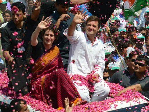Happy Birthday Priyanka Gandhi ji tum Jiyo hazaron saal..