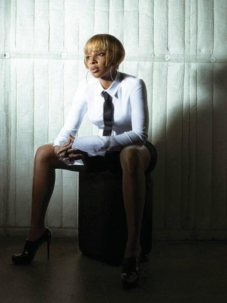 Happy Birthday Mary J Blige. The Queen of Hip Hop!