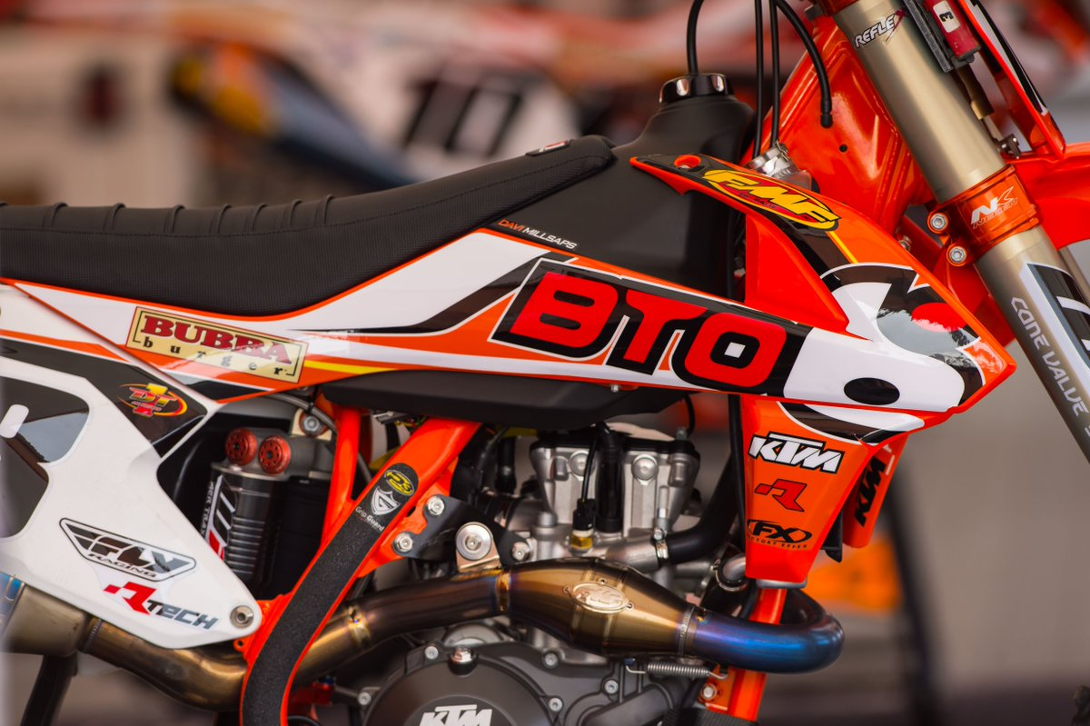 $200,000 in team inventory was stolen from the BTOSports KTM rig last night. Spread this: https://t.co/3HlLtEG9H6 https://t.co/6RFxkArGDf