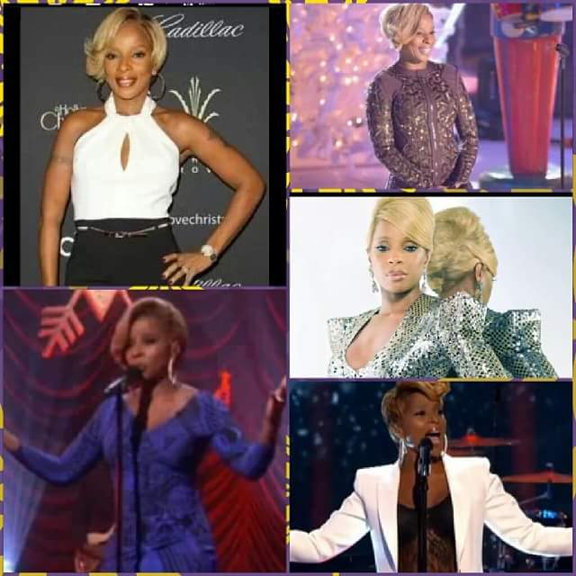 Happy Birthday To My Fave Artist Since Forever,The Mrs. Mary J Blige(Isaacs)