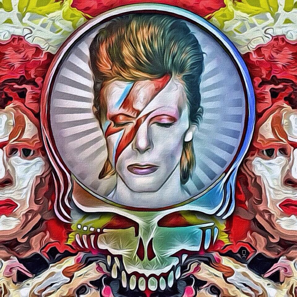 """I don't know where I'm going from here, but I promise it won't be boring.""~David Bowie https://t.co/Sa0SISM5zA"
