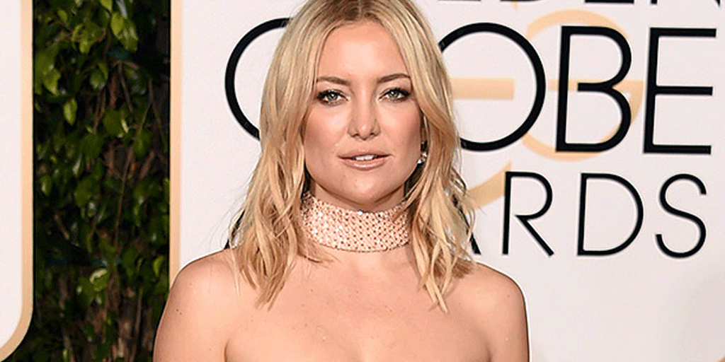 How Kate Hudson got her amazing abs ready for her stunning (crop-top!) GoldenGlobes dress
