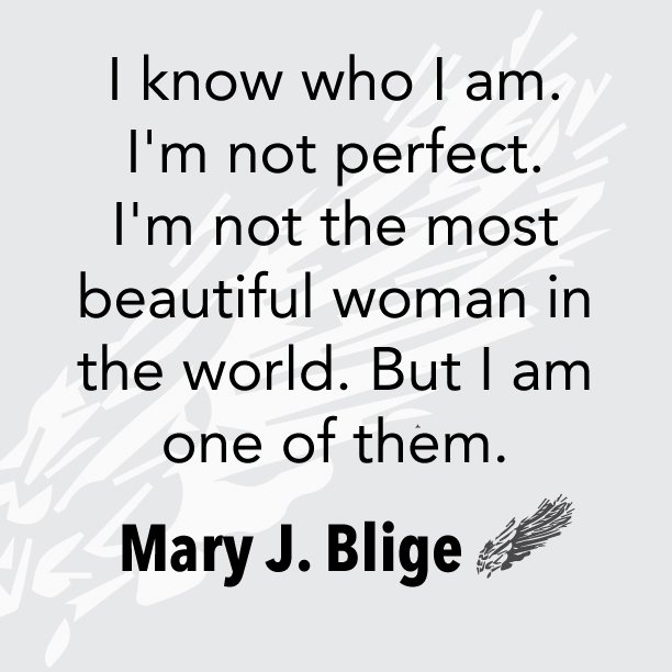 Happy 45th Birthday to Mary J. Blige!