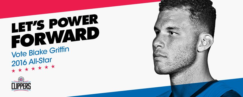 DEADLINE to VOTE is BEFORE 9pm PT TODAY!  Retweet to vote for @blakegriffin32 to the All Star Game! #NBAVote https://t.co/q8oZzzAvSW