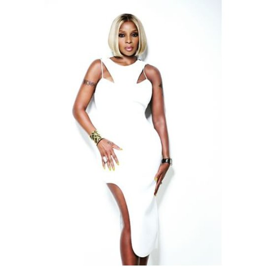 Happy birthday to the QUEEN Mary J. Blige!