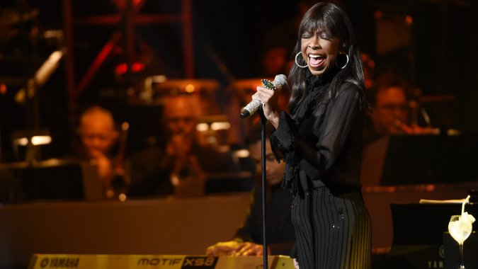 Stevie Wonder, Lionel Richie & Gladys Knight remember Natalie Cole at L.A. Funeral