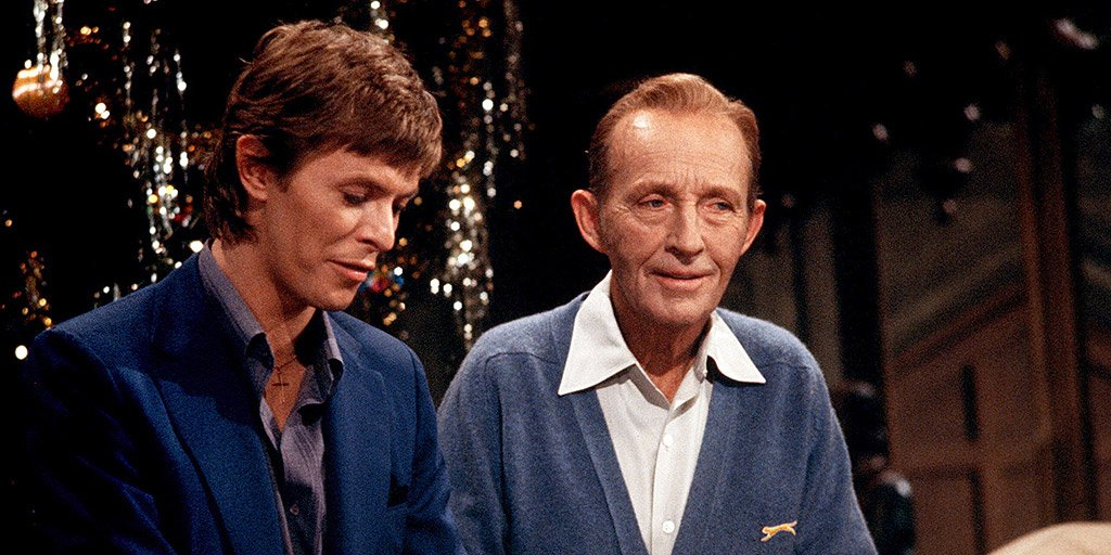 The story behind DavidBowie's unlikely Christmas duet with Bing Crosby