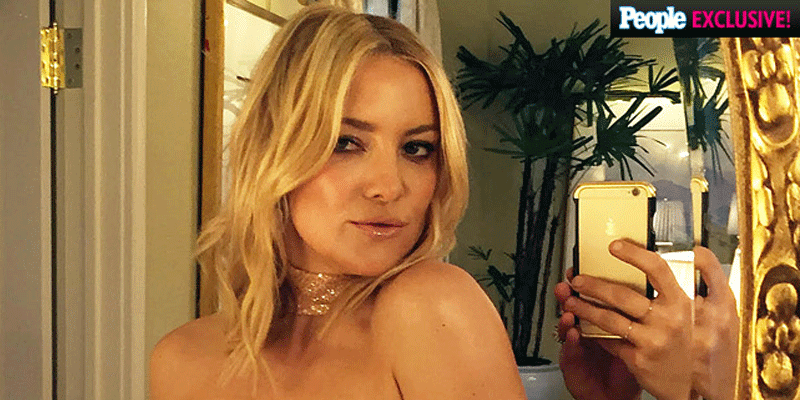 Kate Hudson's GoldenGlobes glowing skin secrets, straight from her makeup artist
