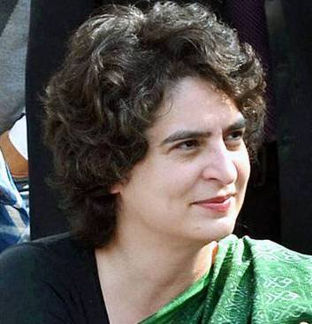 Happy birthday Priyanka Gandhi