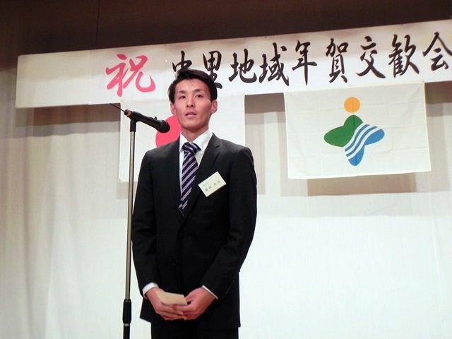 服部勇馬、地元十日町市(中里)で報告 「実業団トヨタで東京五輪目指す」 #tokamachi #fm783 #oradoko https://t.co/RZOJUMjwX8 https://t.co/R1ZKYBudyN