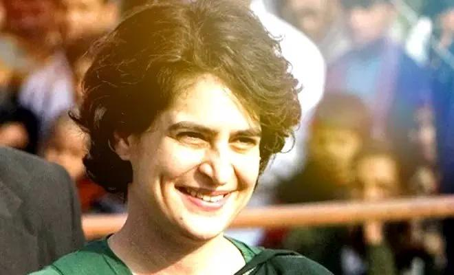 Wish Priyanka Gandhi Vadra a very Happy Birthday with great years ahead always with smile