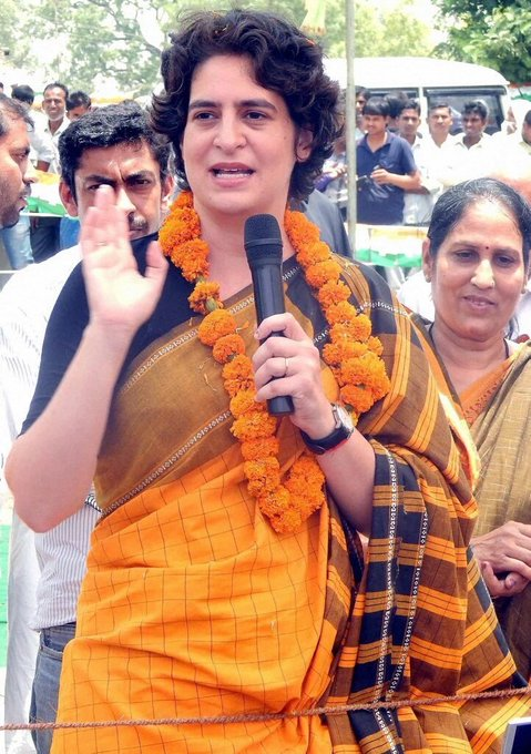 Happy Birthday ,Priyanka Gandhi Ji