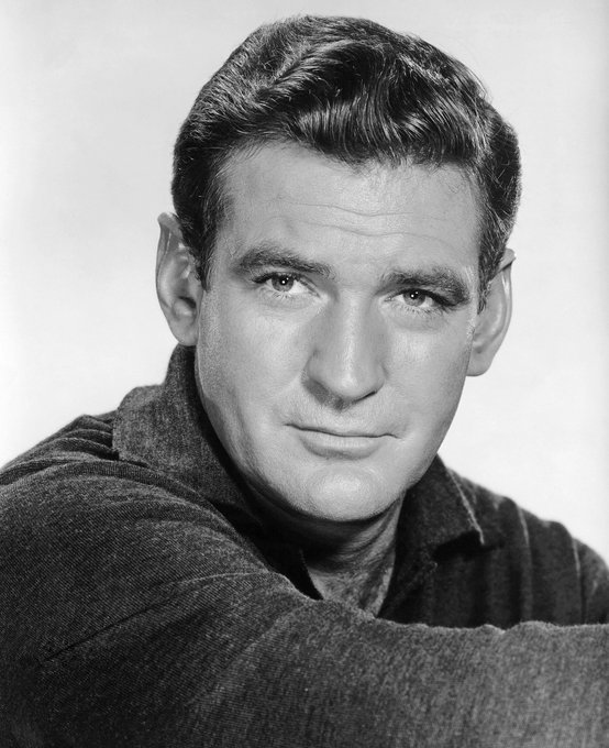 Happy Birthday to the rugged and handsome Rod Taylor. He would have been 86 today.