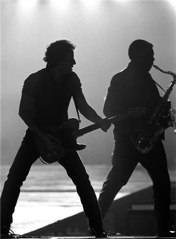 Happy birthday to the Big Man, Clarence Clemons.