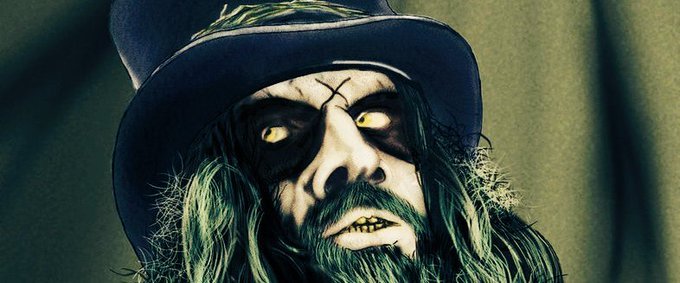 Happy Birthday Rob-Z Keep Bringing The Pain  ROB ZOMBIE NEVER GONNA STOP