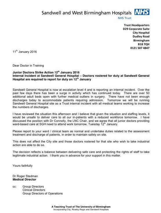 Uk Letter Before Action