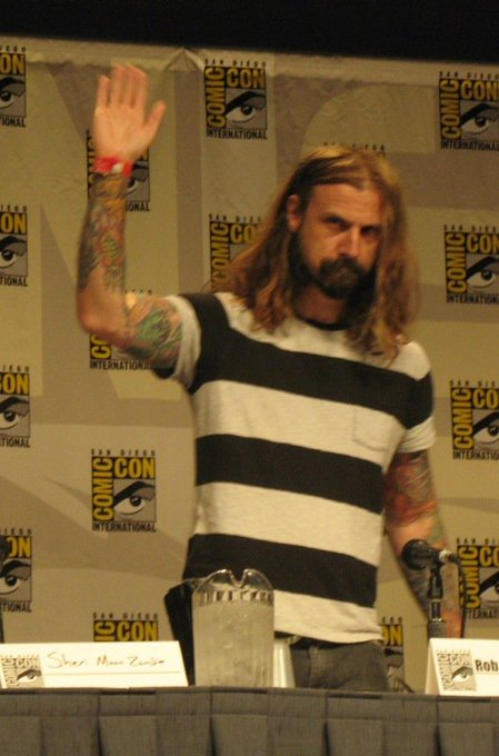 Happy birthday Rob Zombie (Soundtrack | Director | Producer) king of horror\s movies