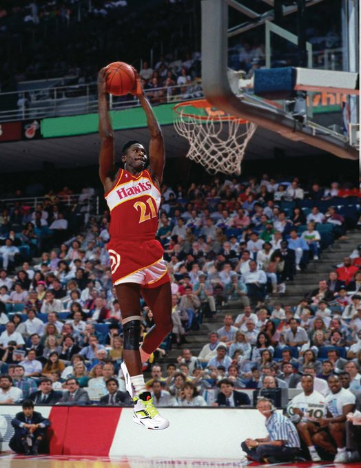 Happy Birthday to Dominique Wilkins, who turns 56 today!