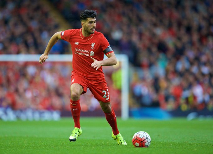 Happy 22nd birthday to our tank, EMRE CAN!