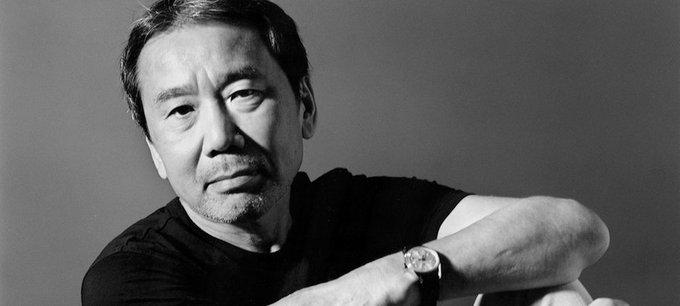 Happy birthday Haruki Murakami!   from Mongolia,Goodali magazine team