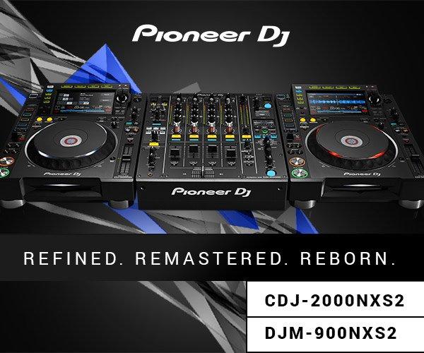 REFINED. REMASTERED. REBORN. Introducing the CDJ-2000NXS2 and DJM-900NXS2! https://t.co/dJ1KAwdOA7 #NXS2 #pioneerdj https://t.co/jaBNROX6Kt