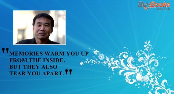 Happy Birthday Haruki Murakami, the short story writer and novelist for inspiring us.