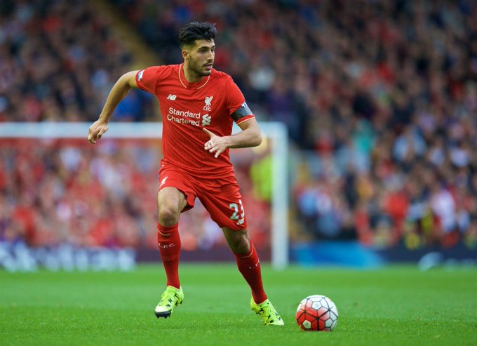 Happy 22nd birthday, Emre Can!