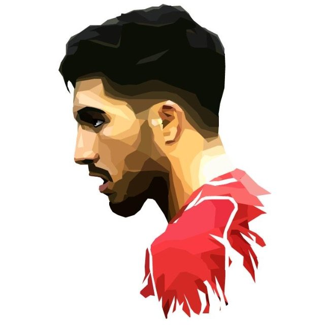 Happy birthday Emre Can. Pure German engineering!