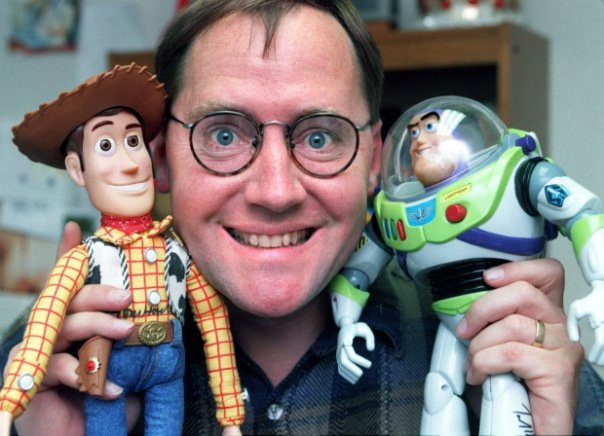 Happy Birthday to director John Lasseter, one of the founders of