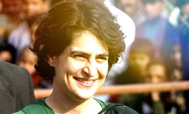 Happy Birthday, Priyanka Gandhi
