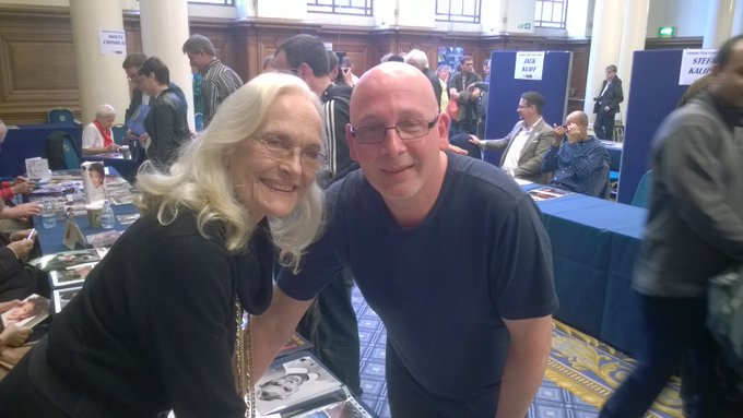 A very happy birthday to one of my favorite film stars Shirley Eaton