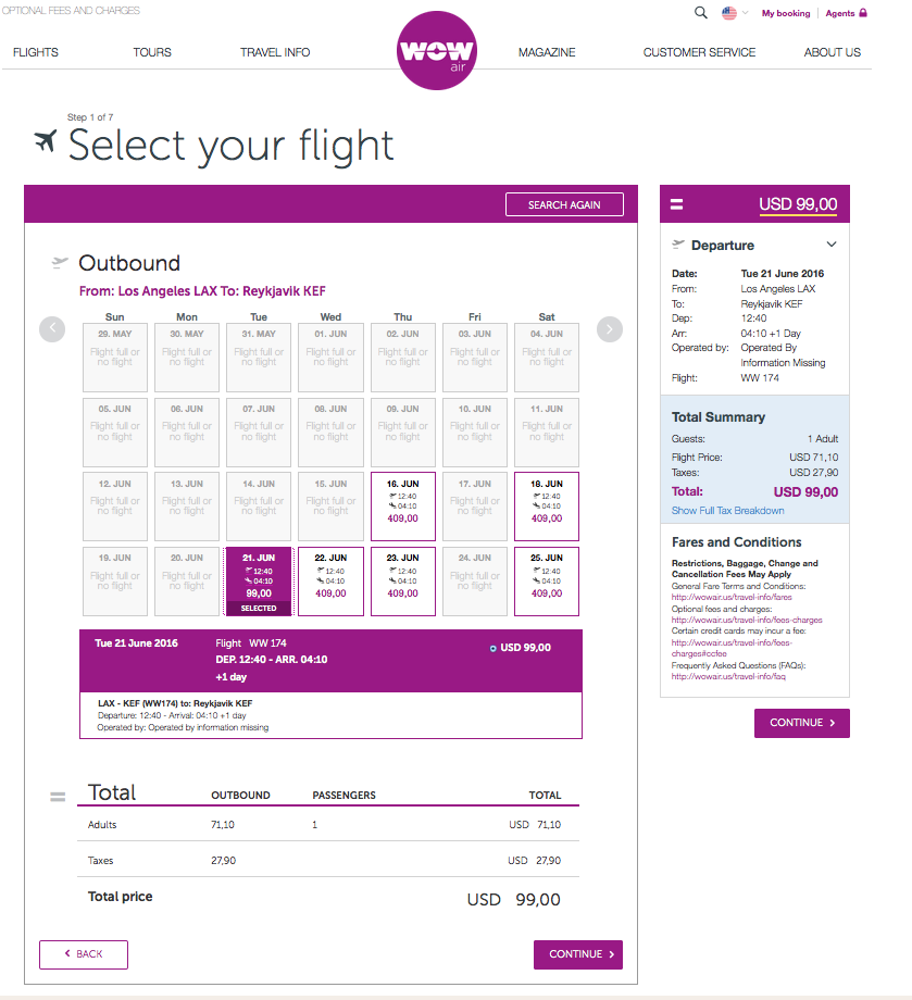RT @airfarewatchdog: @wow_air : New Service from LAX +$99 deals to Reykjavik KEF Iceland