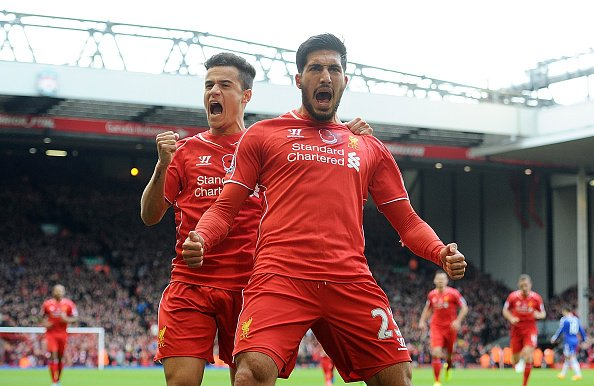 Happy Birthday, Emre Can.  Apparently he\s still only 22. Which is slightly depressing.